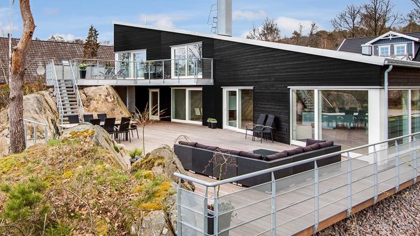 Stille luksus på husveggen med Nordsjö Supermatt