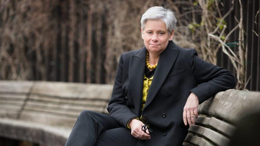 Helen Dannetun, rektor vid Linköpings universitet.
