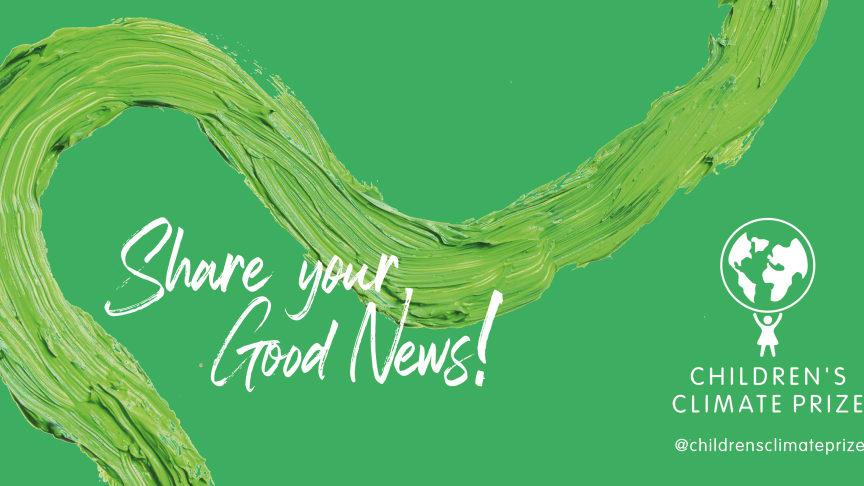 Share your Good News
