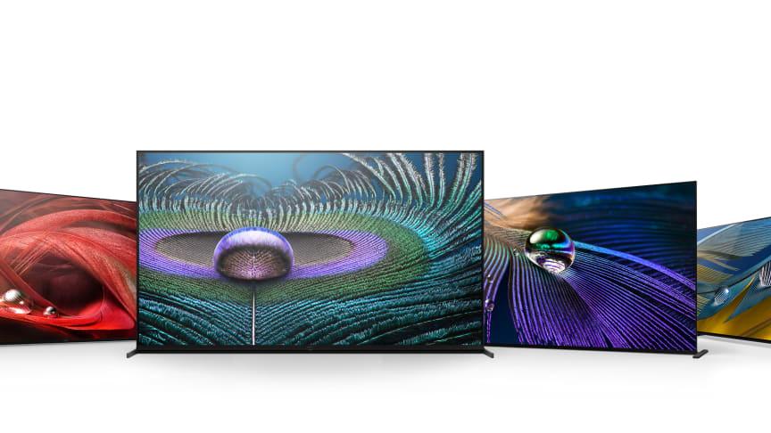 Her er Sonys nye BRAVIA OLED-tv'er