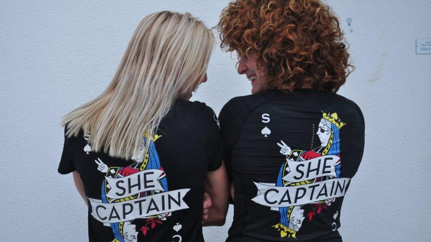 She Captain ger kvinnor chansen att ta plats i båtlivet