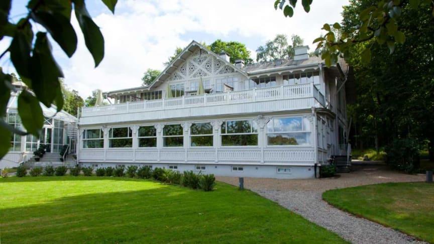 Välkommen till Winemakers Dinner på Ulriksdals Värdshus