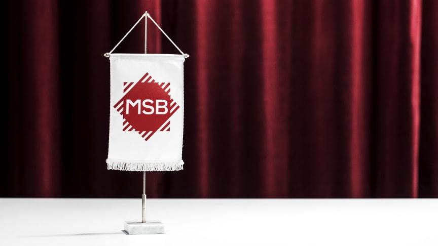 Camilla Asp är utsedd till vikarierande generaldirektör för MSB