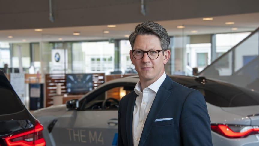 Jens Sickendieck übernimmt die Geschäftsführung der Betriebe Hedin Automotive Samstagern und Hedin Automotive Wohlen