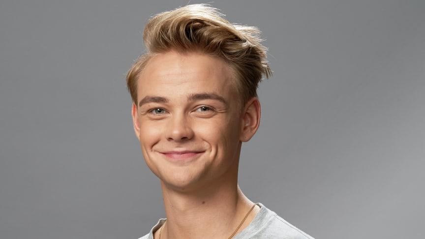 Youtube-stjärnan Hampus Hedström till United Screens