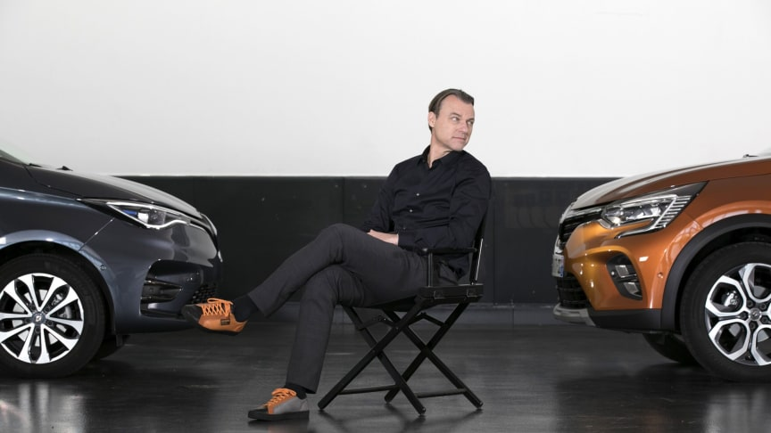 Laurens Van Den Acker - Designchef Groupe Renault