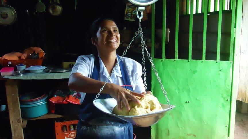 Barnprylar till förmån för IMs arbete i El Salvador