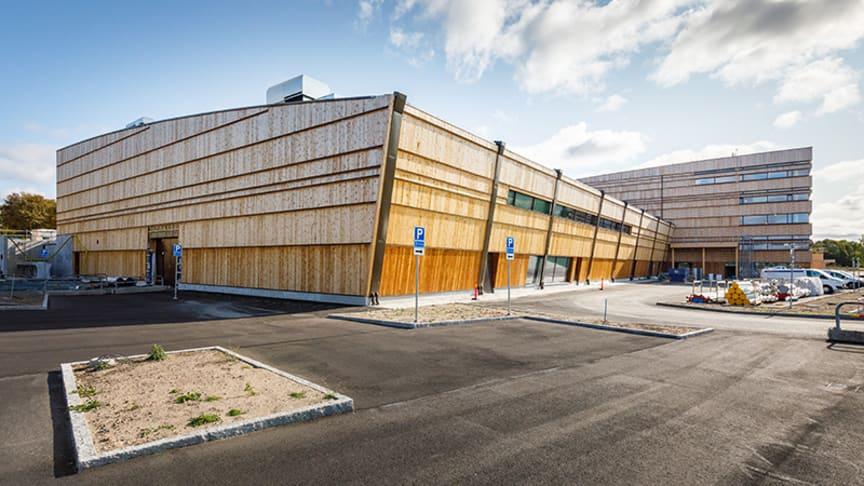 """Norconsults föreläsning om CIK är en  av huvudakterna till årets upplaga av """"Framtidens Idrotts- & Fritidsanläggningar"""""""