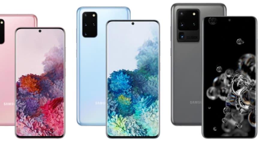 Samsung esittelee Galaxy S20 5G:n – Mullistava kamera, korkea suorituskyky ja valmis 5G-verkkoihin