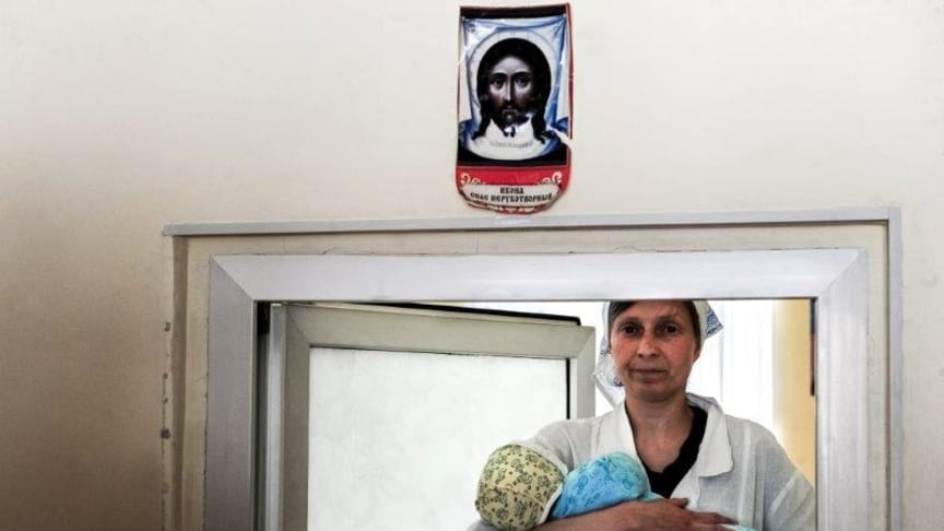 Kvinnor och barn i ryska fängelser