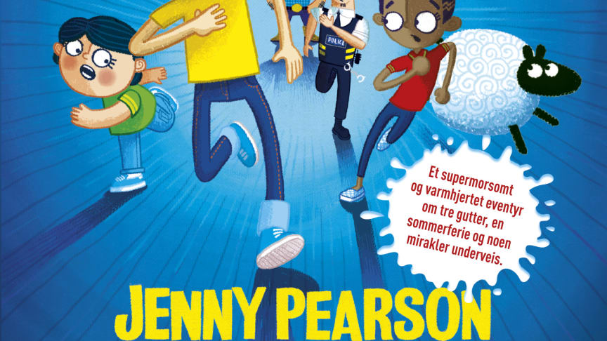 Mange spår helten i Jenny Pearsons debutbok, 11 år gamle Freddie Yates, et langt liv. Boken lanseres foreløpig i hele 18 land, og er den første i en planlagt barmebokserie med elleville innfall og mye humor.