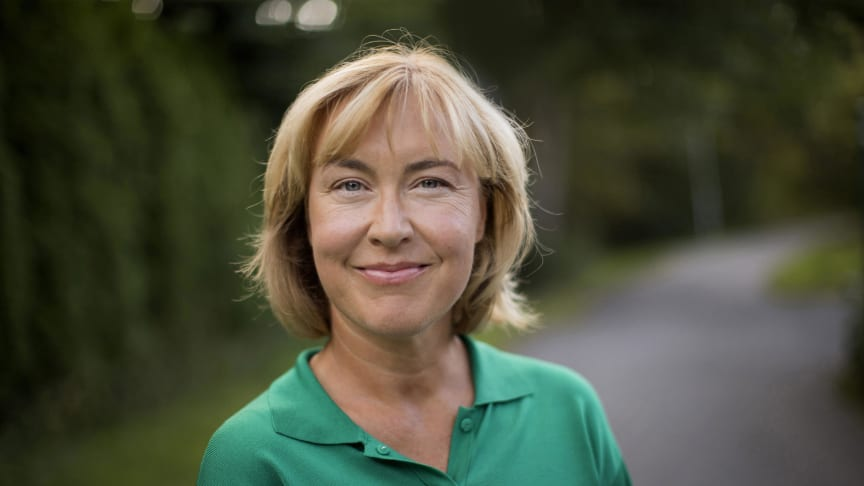 Pernilla Baralt blir ny generalsekreterare för UNICEF Sverige den 16 september. Foto: © UNICEF/Melker Dahlstrand