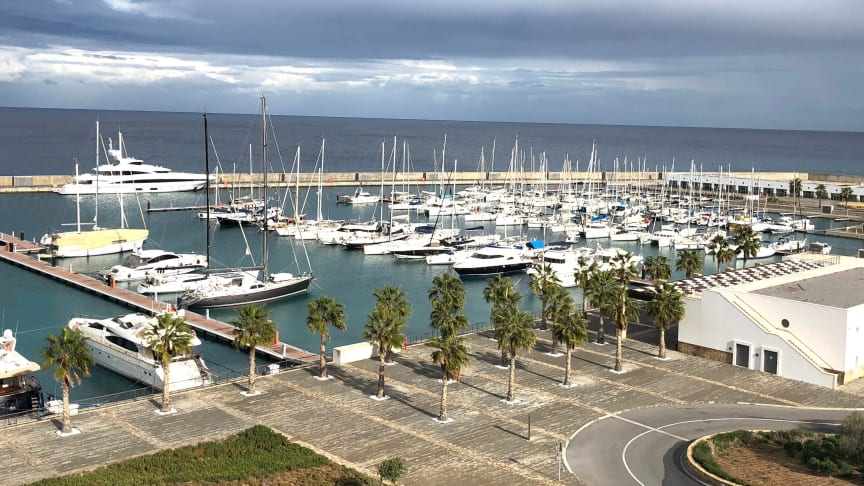 Karpaz Gate Marina in North Cyprus - a real yacht haven in the Mediterranean