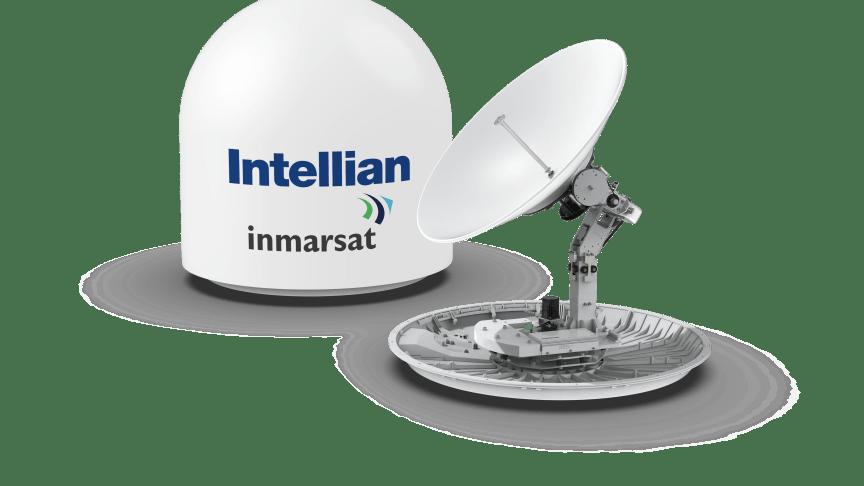 The Intellian GX100NX