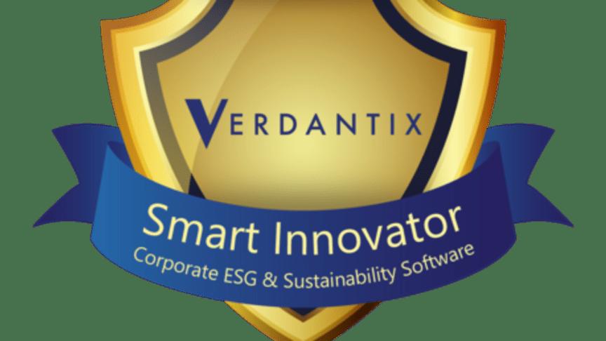Verdantix Badge Smart Innovator