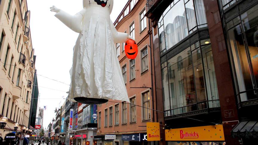 BUUU! Butterick's räknar ner till halloween