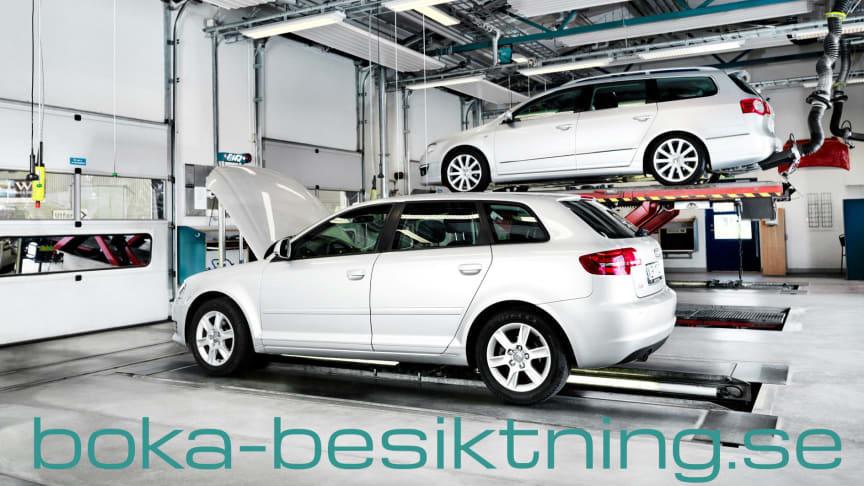 Boka-besiktning.se – för besiktningstid snabbt och enkelt
