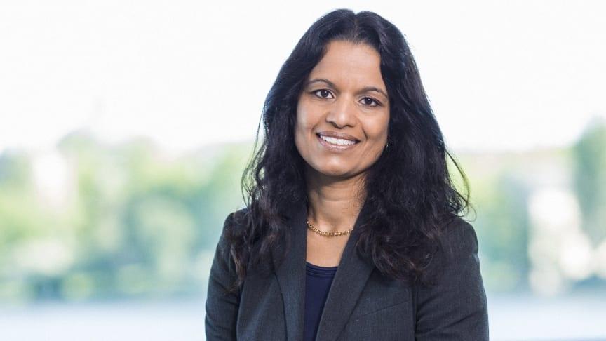 Magdalena Aspengren, hållbarhetschef, Telenor Sverige.