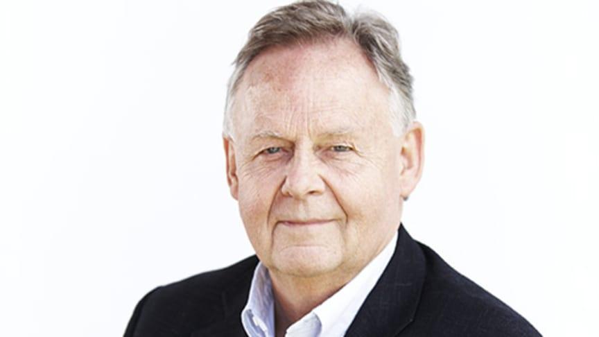 Leif Melin receives lifetime achievement award