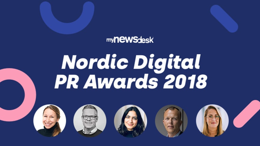 Her er årets jury - Nordic Digital PR Awards