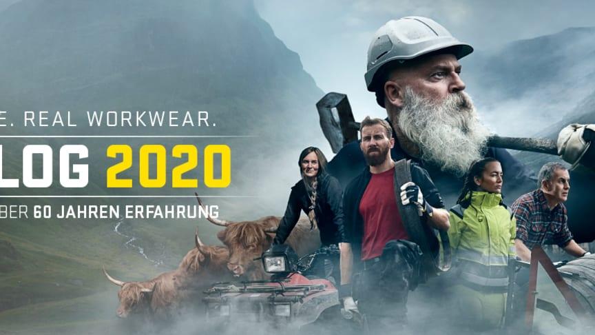 Der neue Blåkläder Katalog 2020 ist endlich da.
