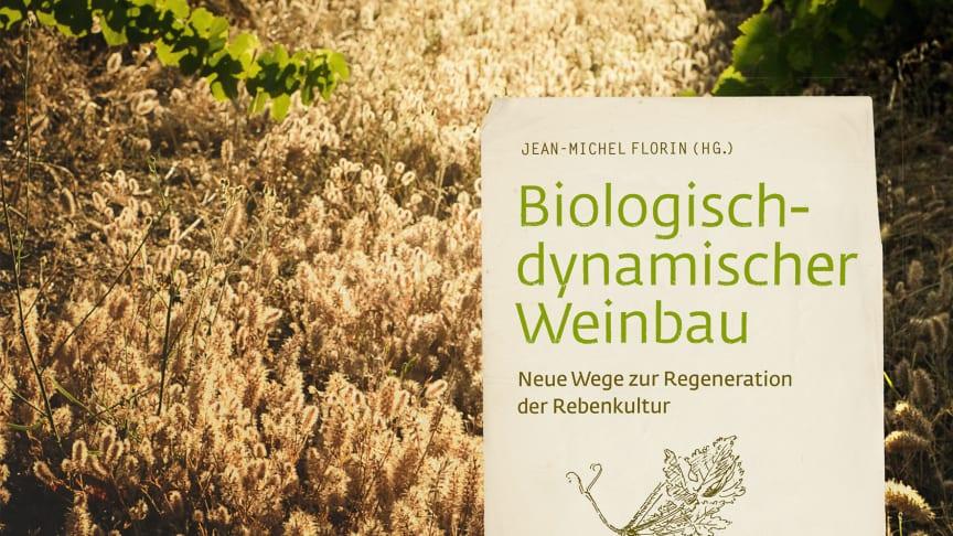 Cover des Buches ‹Biologisch-dynamischer Weinbau› unter Verwendung eines Fotos von Antonio Luis Campos