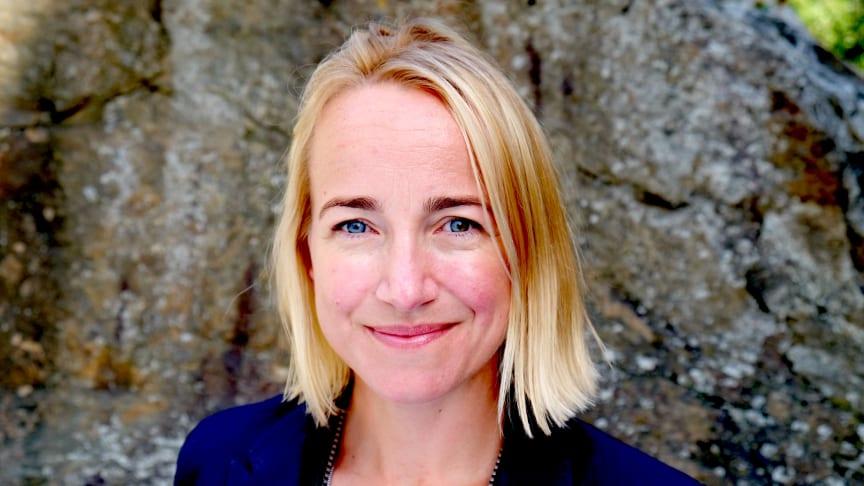 Emma Brandt Johnsson, ny marknad- och kommunikationsdirektör på Trygg-Hansa