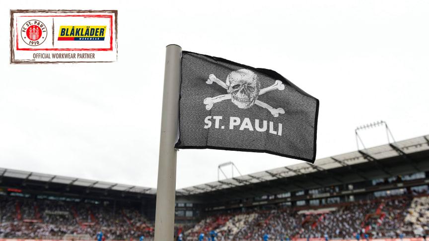 Blåkläder wird offizieller Workwear-Partner des FC St. Pauli