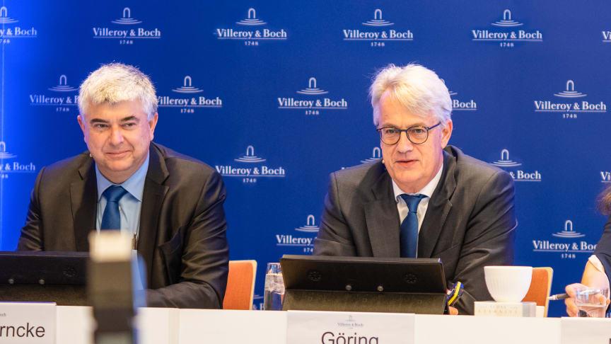 Exercice 2019 :  Le résultat consolidé de Villeroy & Boch a plus que doublé