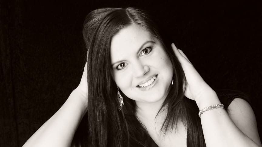 Malin Ovesson föreläser om att leva med tvångssyndrom