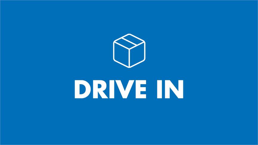 Biltema lanserar Köp & Hämta Drive In