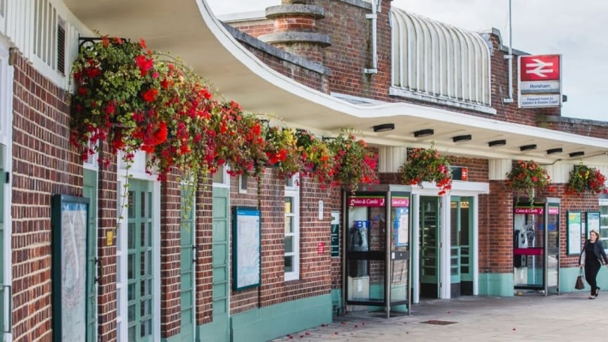 Multi-million pound project to upgrade 1980s railway means no trains through Horsham for 9 days this summer