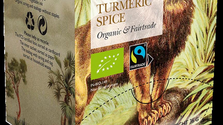 Gurkmeja kryddor, Life by Follis