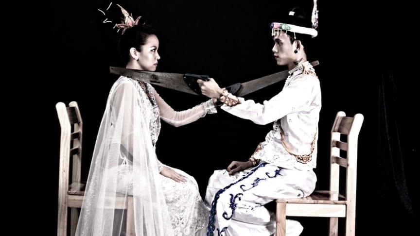 Yadanar Win & Ko Latt - King and Queen, 2016
