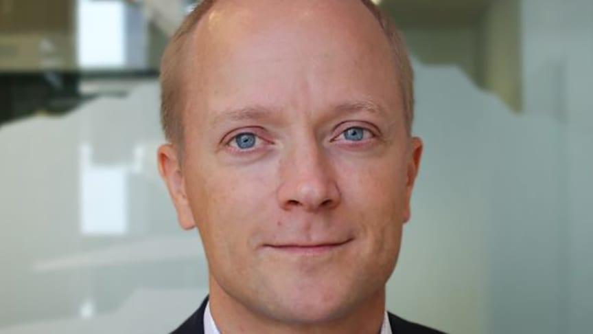 Jesper Kildsgaard, chef Environment & Health, Ramböll Sverige