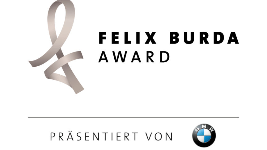 Logo des Felix Burda Award