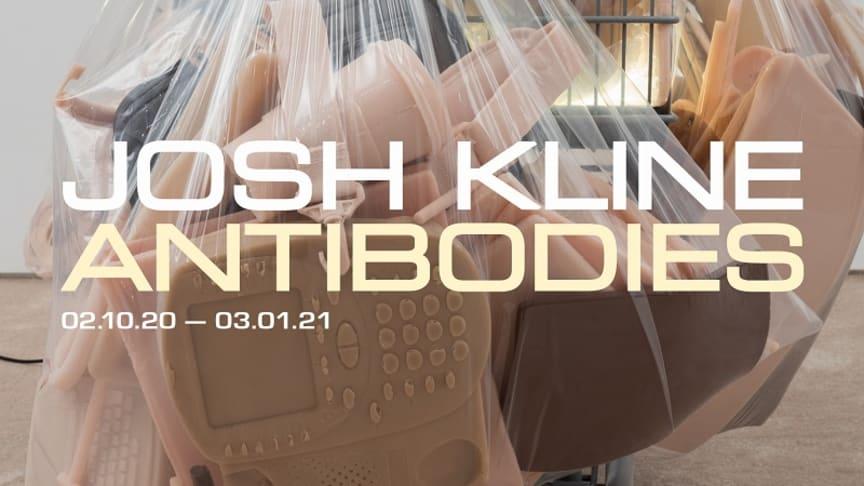 Josh Kline – Antibodies vises fra 2. oktober 2020 til 3. januar 2021
