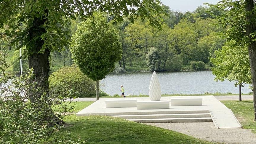 Det gröna Djurgården lockar fler besökare i pandemitider