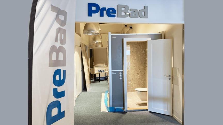 Vi visar uppbyggnad, funktion och tillval i vårt showroom i Arlandastad.