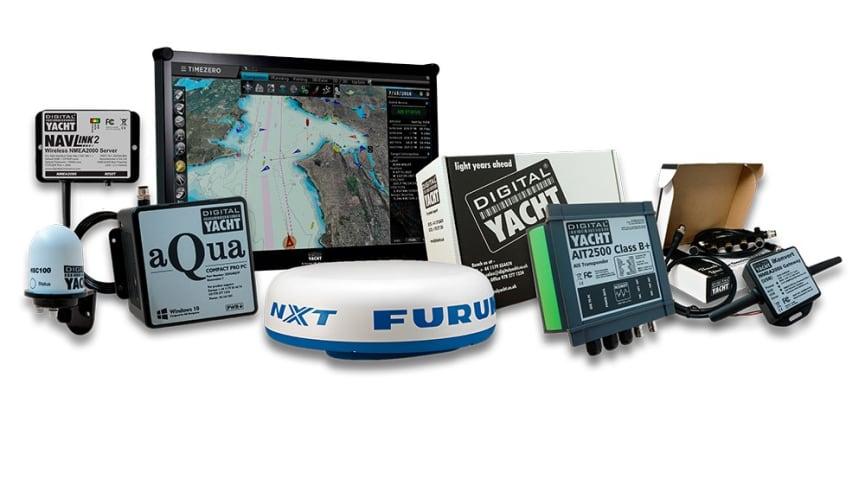 Neue Navigations-Lösung mit Radar