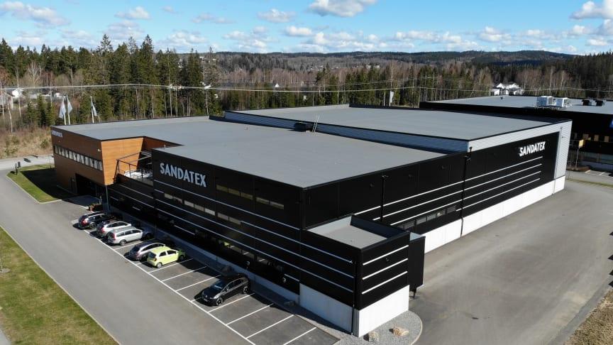 Stendörren Fastigheter köper fastighet på Viared, Borås.