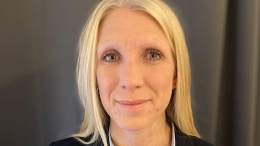 Linda Vejedal, konceptstödjare på Nordic International School
