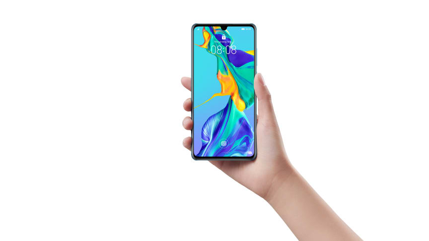 Skärmen i fokus när Huawei lanserar nya servicekampanjer