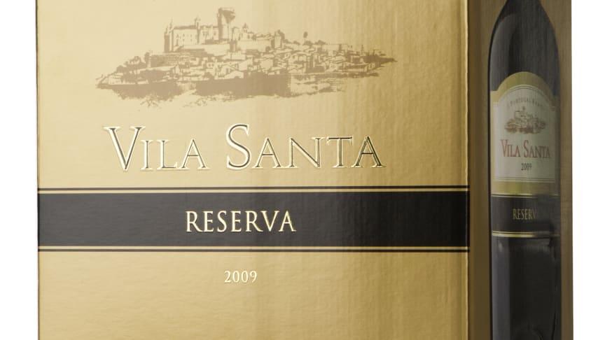 Vila Santa Reserva BOX - Årets bästa röda box, i år igen!
