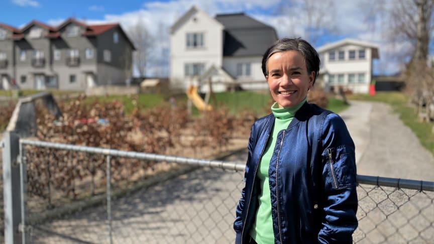 Vil Engasjere Unge Om Fjordbyen Eidos Eiendomsutvikling As