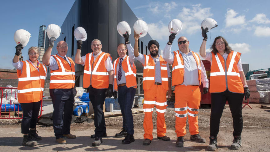 New station for Wolverhampton moves a step closer
