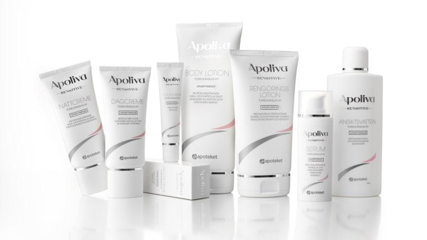 apoliva sensitive serum