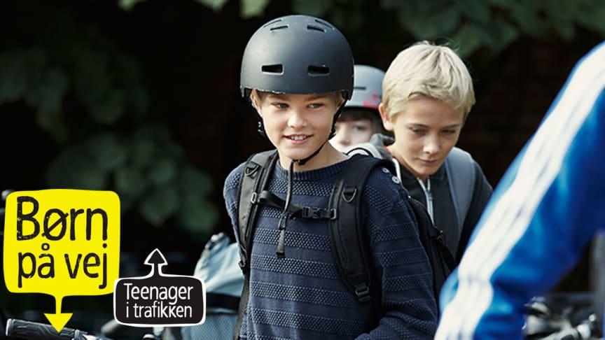 Sænk farten på skolevejene