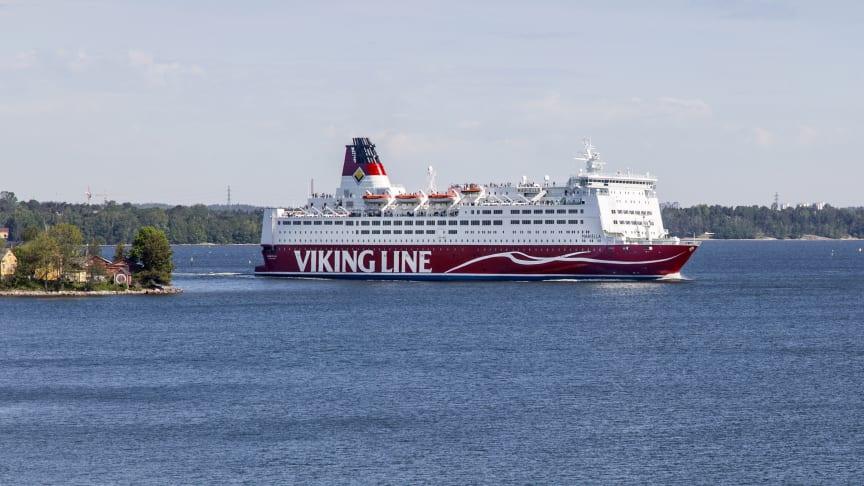 Pilotprojekt på Viking Lines fartyg Mariella minskade matsvinnet med 40 procent