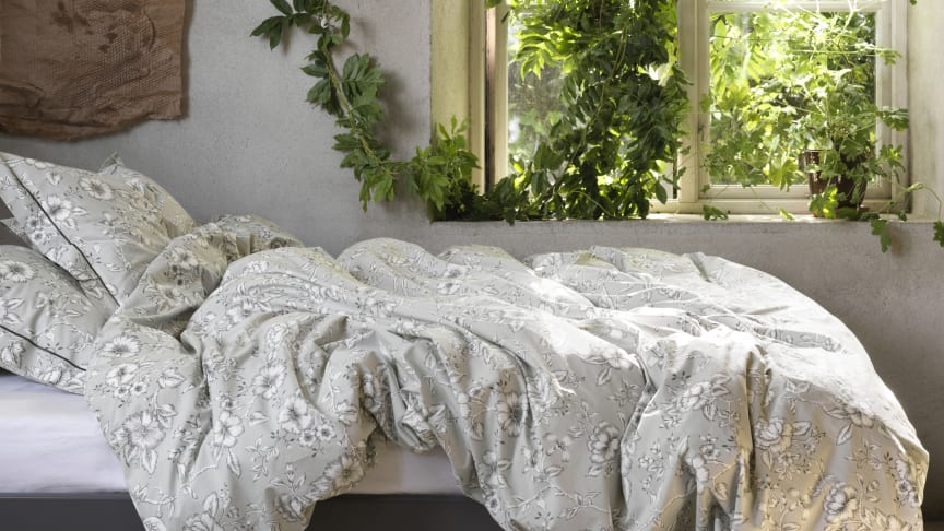 Bring nature into the home through textiles with IKEA